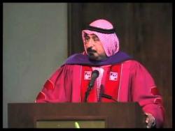 كلمة معالي الشيخ د. محمد صباح الصباح في كليرمونت - 3